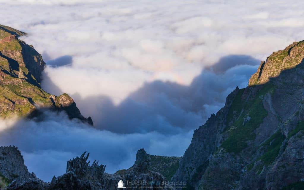 Pico do Arieiro - Glorie