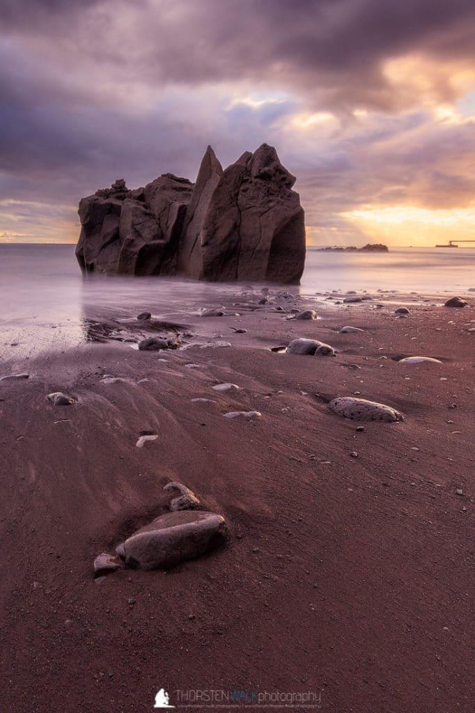 Praia Formosa - Abenddämmerung 2