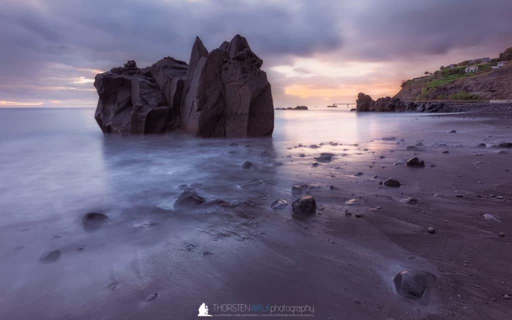 Praia Formosa - Sonnenuntergang 2