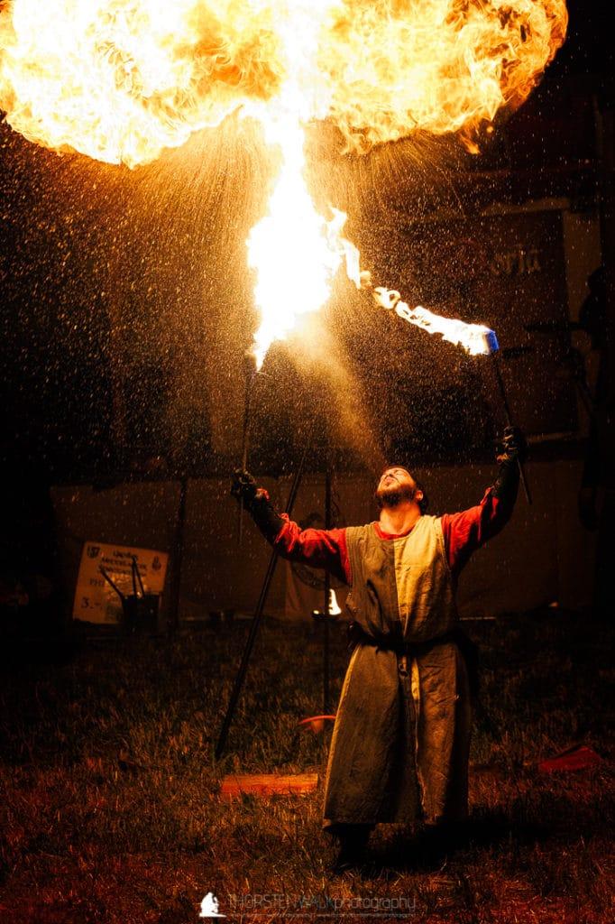 Feuerspucker #2