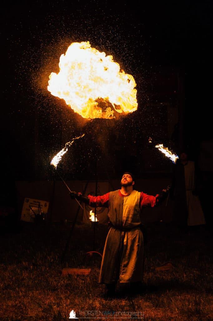 Feuerspucker #3