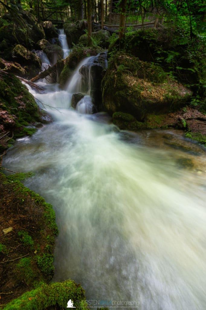 Wasserfälle im Schwarzwald